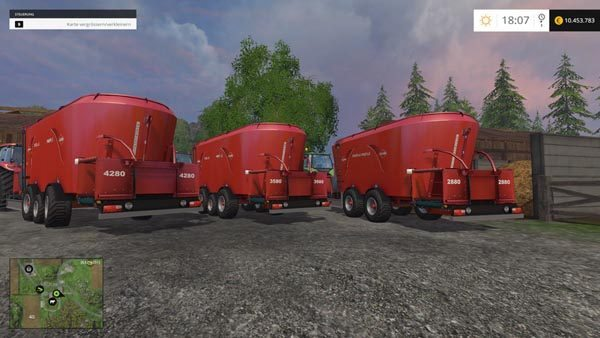 Kuhn Profile Pack v 1.0 [SP] 1