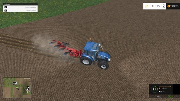 New Holland T4.65 4WD v 2.0 2