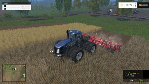 New Holland T9560 HDR Dyeable Twin Pack v 1.4 2