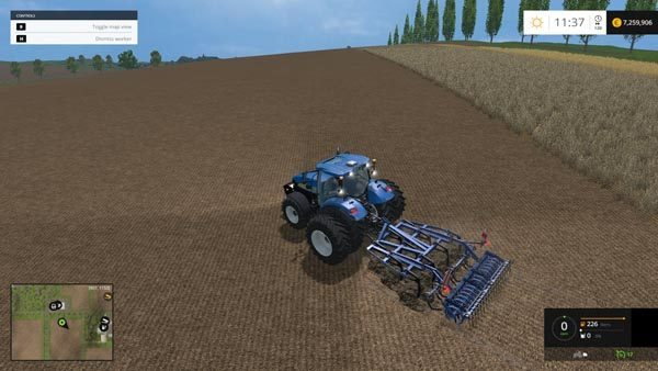 New Holland TM7040 Brazilian Edition 5
