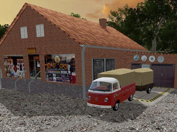 ROS VW Bus and Trailer v 1.0 [SP] 1