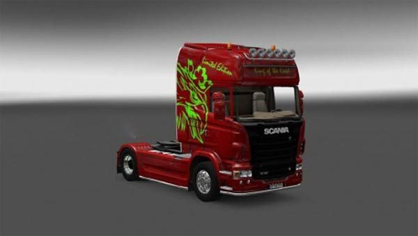 Scania Limited Edition Skin