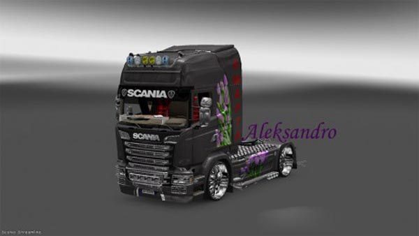 Scania Streamline 8 March Skin