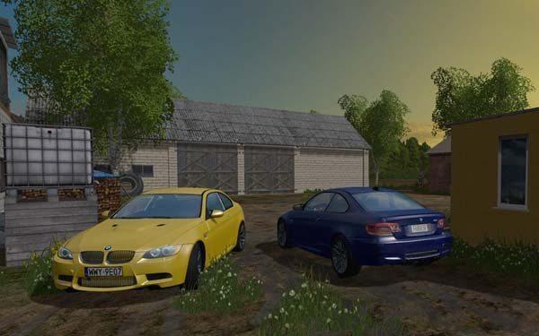 BMW M3 E92 v 2.0 [MP] 1