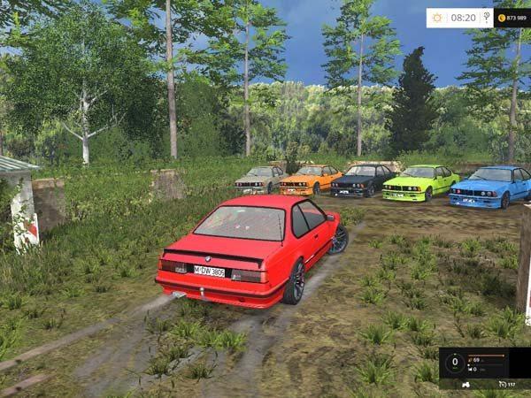 BMW M635CSL v 1.0 1