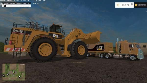 CAT 994F FOR MINING v 1.0 3