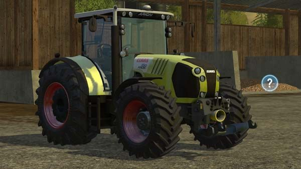 CLAAS Arion 650 v 2.1[SP]