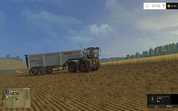 Claas Xerion 3800 SaddleTrac v 2.0 [MP] 5