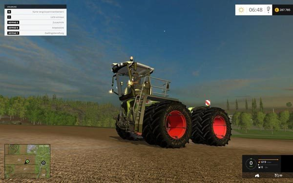 Claas Xerion 3800 SaddleTrac v 2.0 [MP]