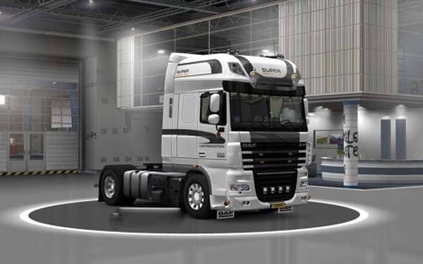 DAF XF 50keda Limited Edition Skin