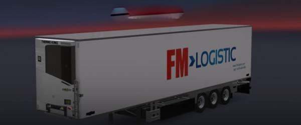 FM Logistic Trailer