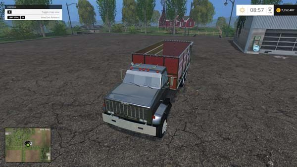 GMC Dump Truck 1