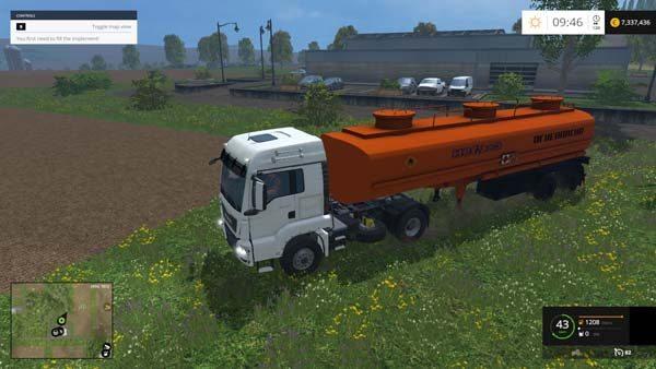 Nefaz Tanker v 1.0 1
