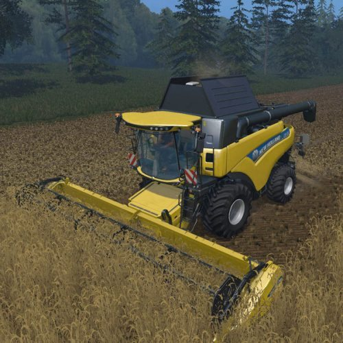 New Holland CR 6.90 v 0.7 BETA [MP]