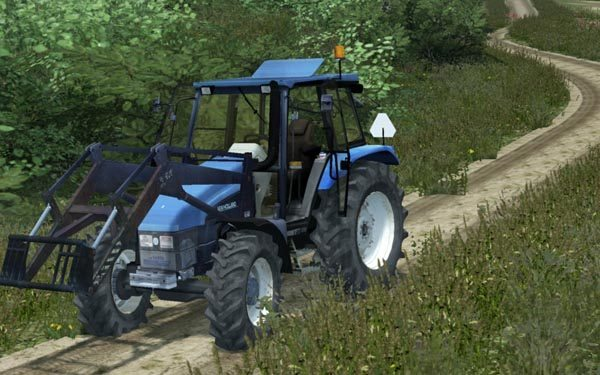 New Holland TL90 Pack v 1.0 [MP] 1