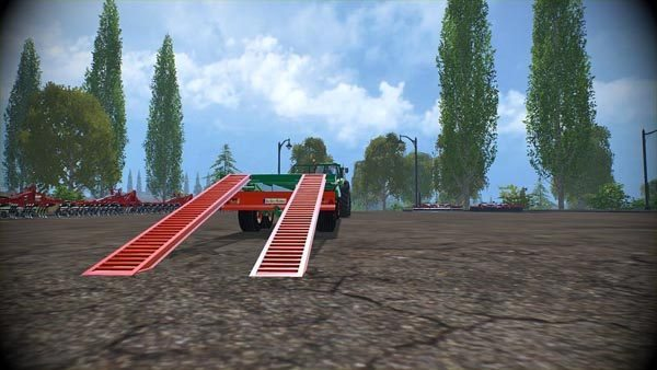Platform Aguas Tenias 3 Axis v 1.0 [MP] 2