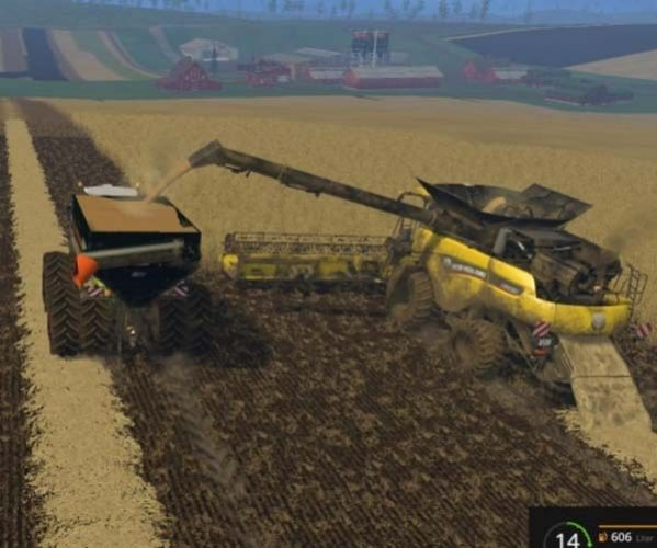 Richiger overcharge construction v 1.0 [MP] 5