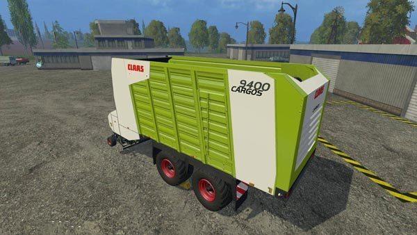 Claas Cargos 9400 v 1.0 1