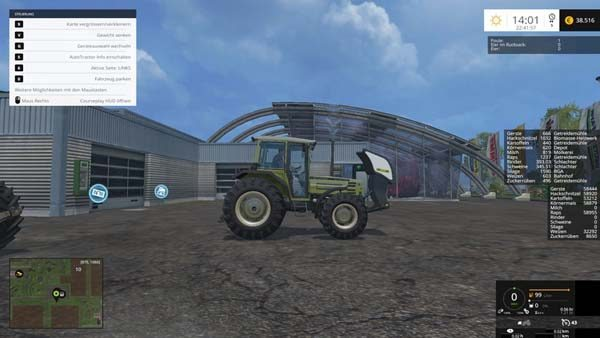 Claas Weight v 1.0 [MP] 1