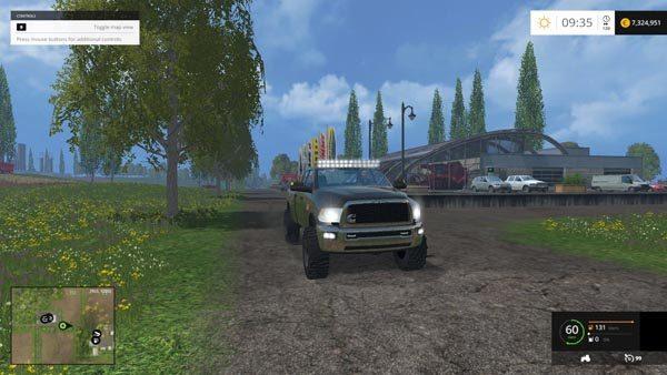 Dodge Cummins 2500 2012 1