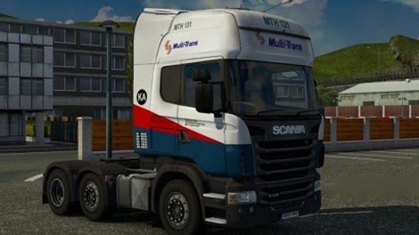 Scania Multi Trans Skin