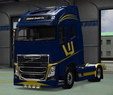 Volvo FH 2012 v 18.5r
