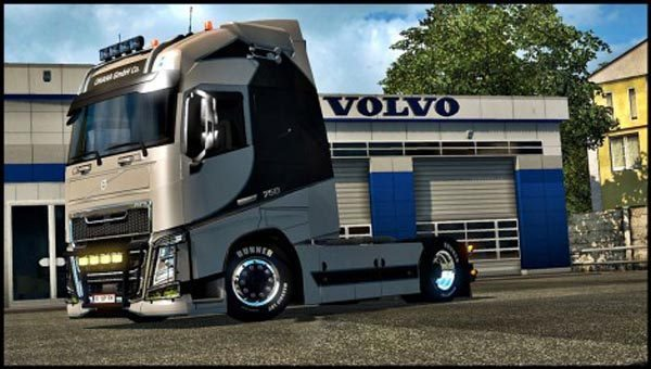 Volvo FH16 2013 ohaha Skin