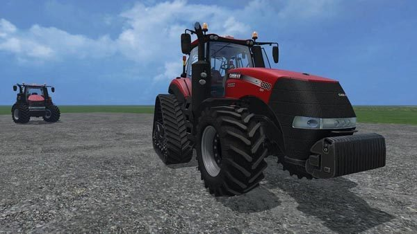 Case IH Magnum 380 Facelift Pack v 1.2 [MP] 1