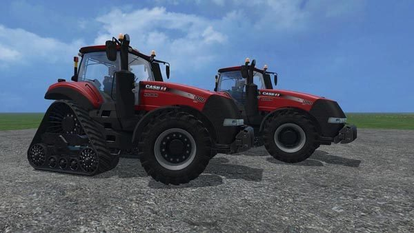 Case IH Magnum 380 Facelift Pack v 1.2 [MP] 5