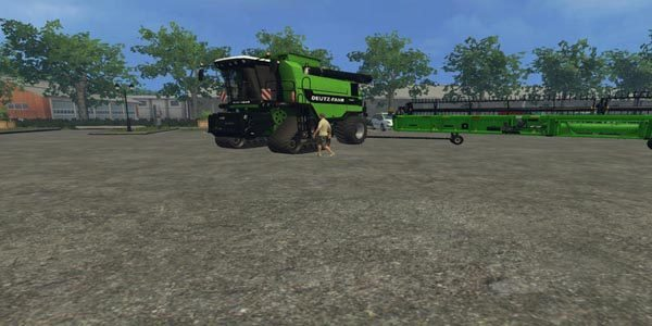 Combine 745 rts Green v 1.0 [MP]