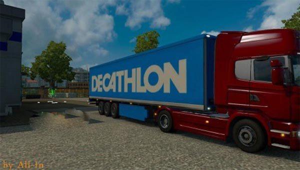Decathlon Trailer