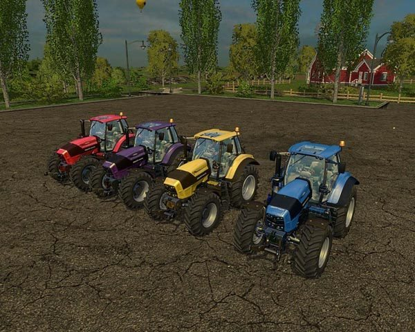 Deutz Fahr 7250 TTV v 1.3 [MP]