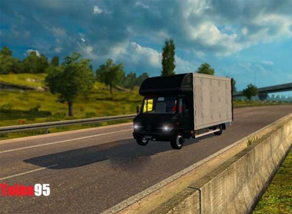 MB Vario Cargo Ai Traffic