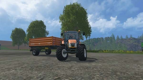 New Holland 115 T4 v 1.1 [MP] 1