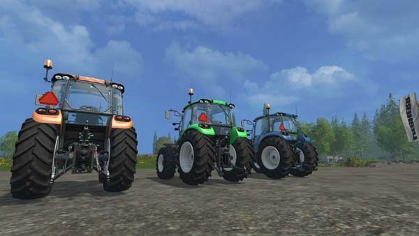 New Holland 115 T4 v 1.1 [MP] 5