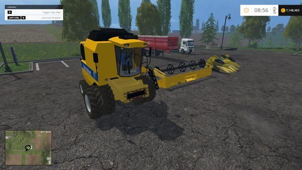 New Holland 5090 1