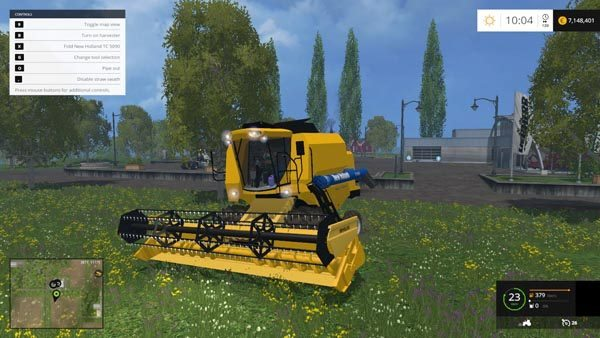 New Holland 5090 5