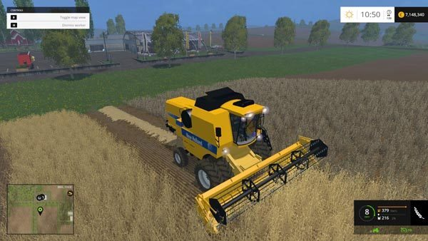 New Holland 5090 8