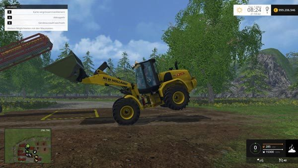 New Holland W170C v 1.0 4