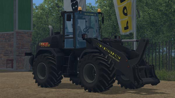 New Holland W170C v 1.0 52