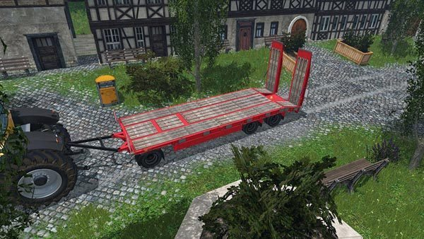 Schwarzmuller low loader v 1.0 [MP] 1