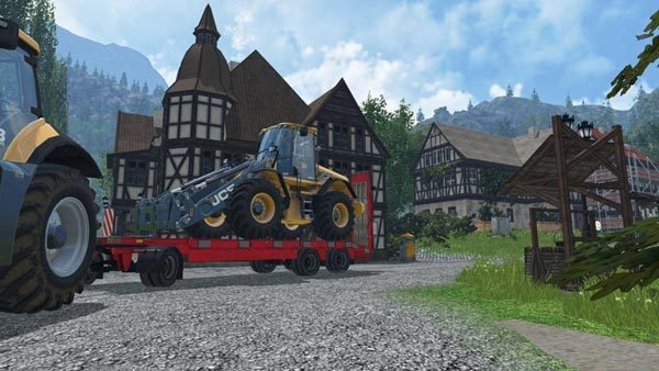 Schwarzmuller low loader v 1.0 [MP] 5