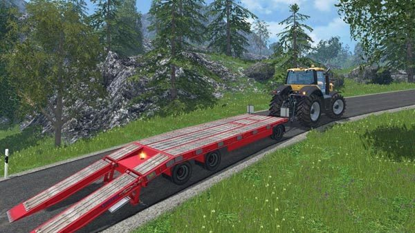 Schwarzmuller low loader v 1.0 [MP]