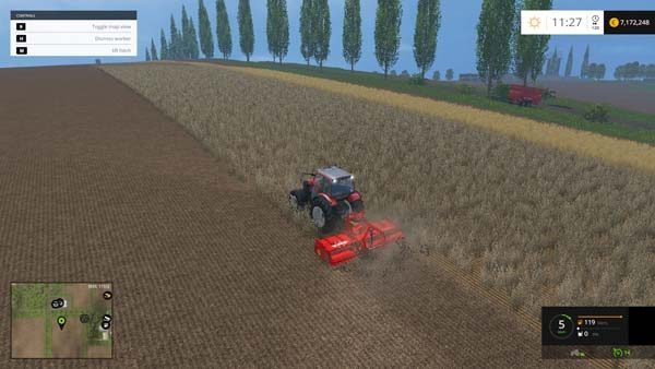 Seed and cultivator Kuhn 5