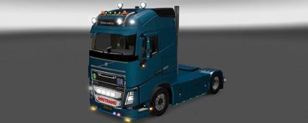 Volvo FH 2013 ohaha v 18.7s