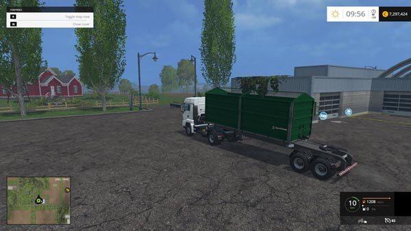 Bitrem Truck Trailers v 1.0 [MP] 1