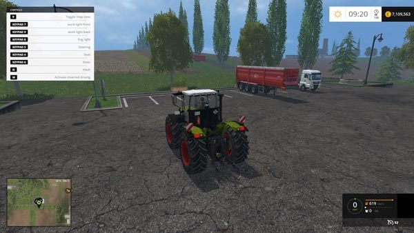 Claas Xerion 3300 TracVC v 5.1 1
