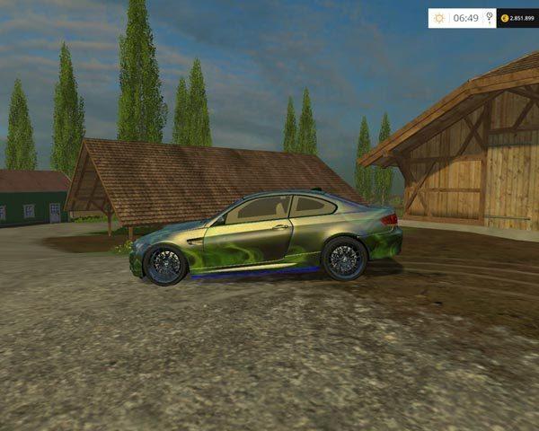 BMW M3 Coupe NOS Hardcore v 1.0 [MP] 1