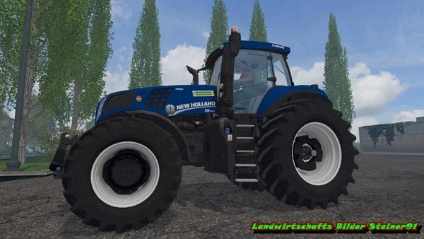 New Holland T8 420 BluePower v 1.0 [MP] 1