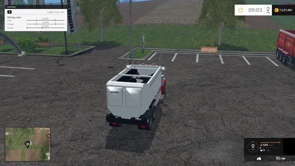 Peterbilt Feed Truck Beta 51